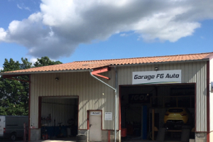 Photo du garage à VENTAVON : Garage FJ Auto